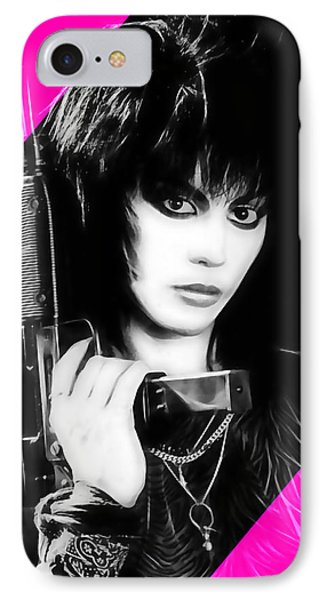 Joan Jett Collection IPhone Case