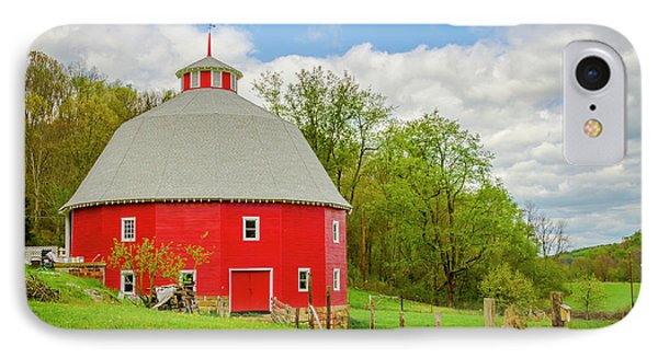 16 Sided Barn Photograph by Jack R Perry