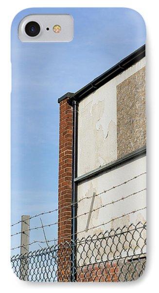 Derelict Building IPhone Case