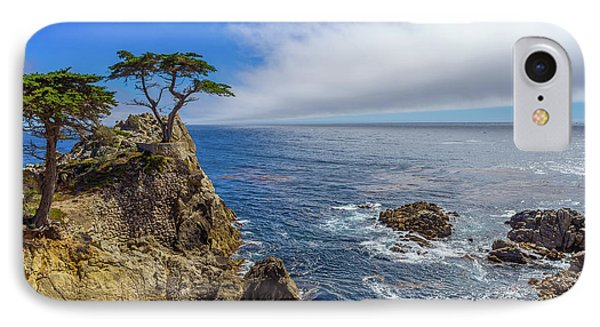 17 Mile Drive Pebble Beach IPhone Case by Scott McGuire