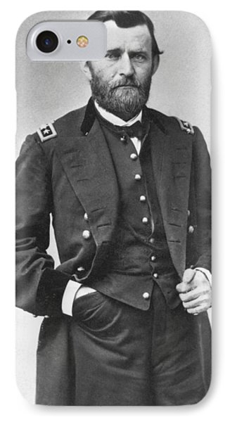 Ulysses S. Grant (1822-1885) Phone Case by Granger