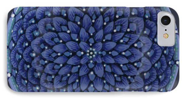 IPhone Case featuring the ceramic art #1701 by Kym Nicolas