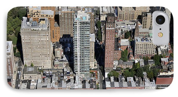 1708 Rittenhouse Square Street Philadelphia Pa 19103 6150 IPhone Case by Duncan Pearson