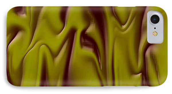 1710 Abstract Thought IPhone Case