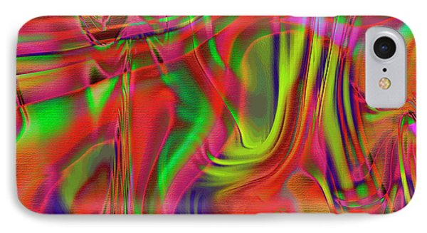 1799 Abstract Thought IPhone Case