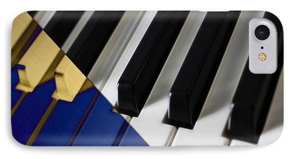 Piano Collection IPhone Case