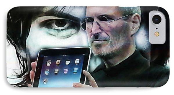 Steve Jobs Collection IPhone Case