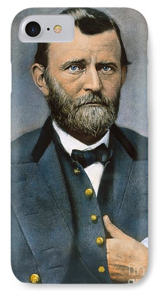 Ulysses S. Grant (1822-1885) IPhone Case