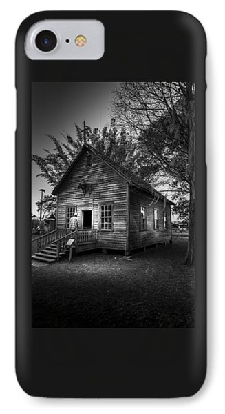 1800's Florida Church IPhone 7 Case by Marvin Spates