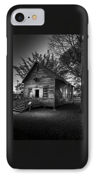 1800's Florida Church IPhone Case by Marvin Spates