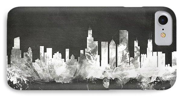 Chicago Illinois Skyline IPhone Case