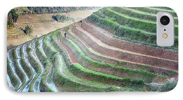 Sapa - Vietnam IPhone Case by Joana Kruse