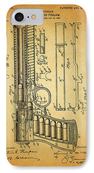 1903 Mcclean Pistol IPhone Case