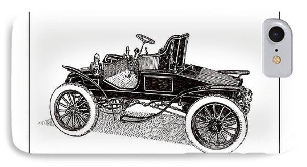1903 Packard Phone Case by Jack Pumphrey