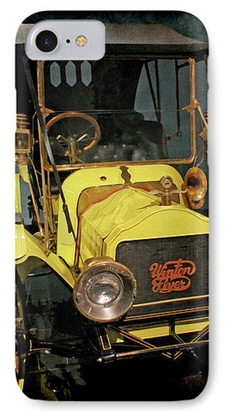 1904 Winton Flyer Phone Case by Ernie Echols