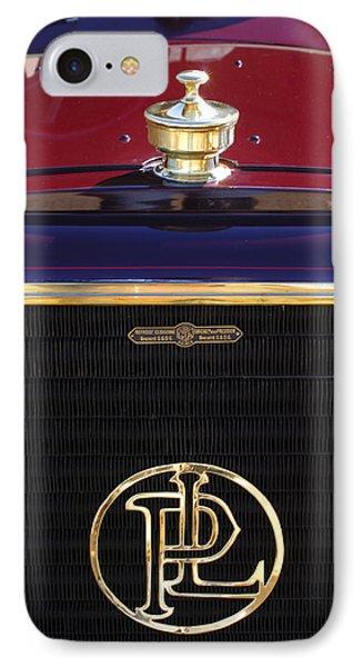 1907 Panhard Et Levassor Hood Ornament 2 Phone Case by Jill Reger