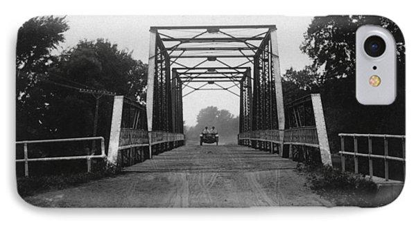 1915 Hudson Road Bridge IPhone Case