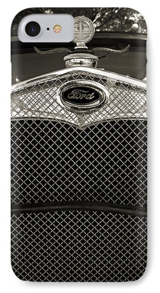 1920 Ford Model A IPhone Case