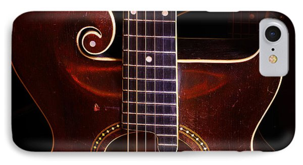 IPhone Case featuring the photograph 1923 Gibson by Jim Mathis