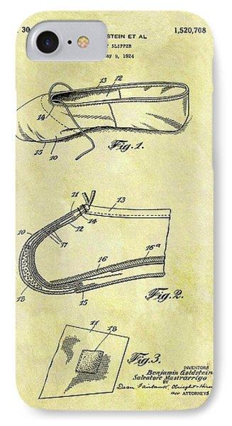 1924 Ballet Slipper IPhone Case