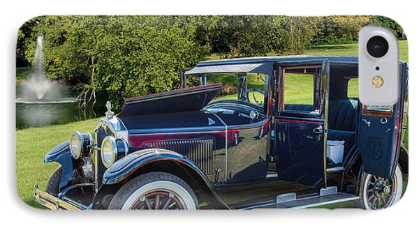 1924 Buick Duchess Antique Vintage Photograph Fine Art Prints 10 IPhone Case