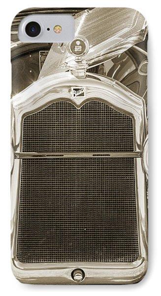 1924 Buick Duchess Antique Vintage Photograph Fine Art Prints 110 IPhone Case by M K  Miller