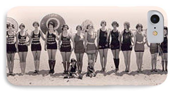 1925 California Bathing Suit Contest  IPhone Case
