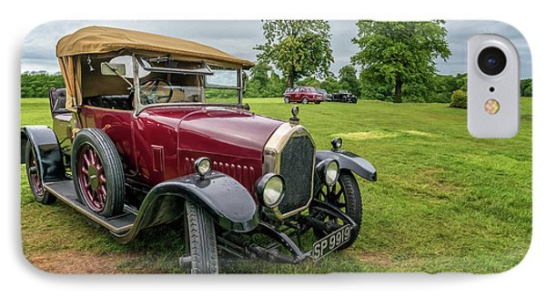 1925 Humber 12/25 IPhone Case by Adrian Evans