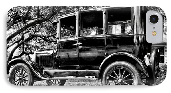 1926 Ford Model T Phone Case by Bill Cannon