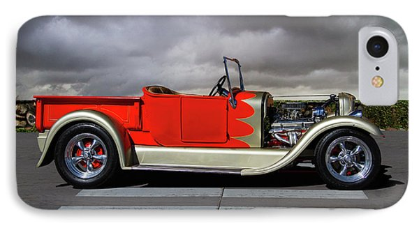 1927 Ford Model A Truck IPhone Case by Nick Gray