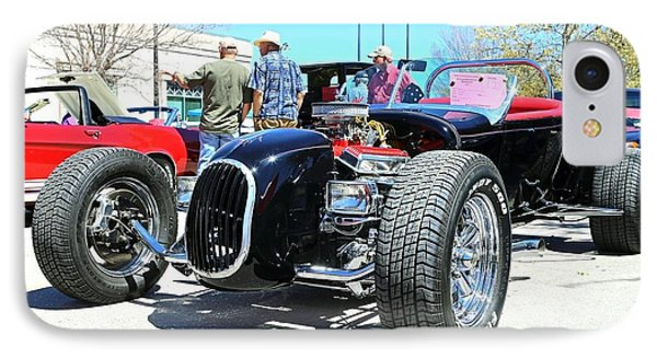 1927 Ford Roadster IPhone Case by Blaine Nelson