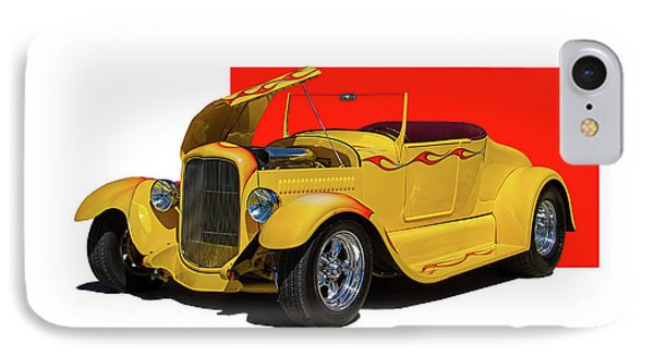 1927 Ford Roadster IPhone Case by Nick Gray