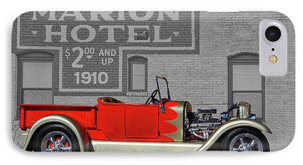 1927 Ford Roadster Truck IPhone Case by Nick Gray