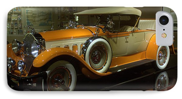 1929 Packard IPhone Case by Farol Tomson