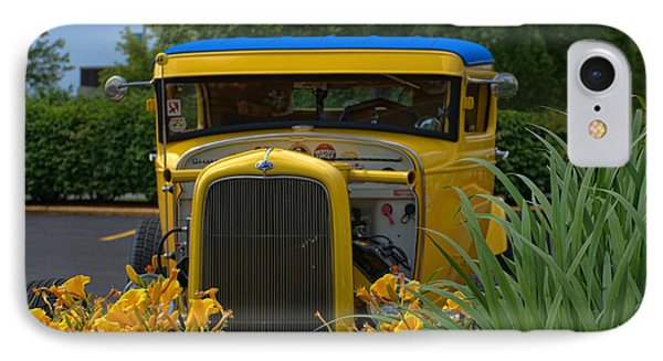 IPhone Case featuring the photograph 1931 Ford Sedan Hot Rod by Tim McCullough