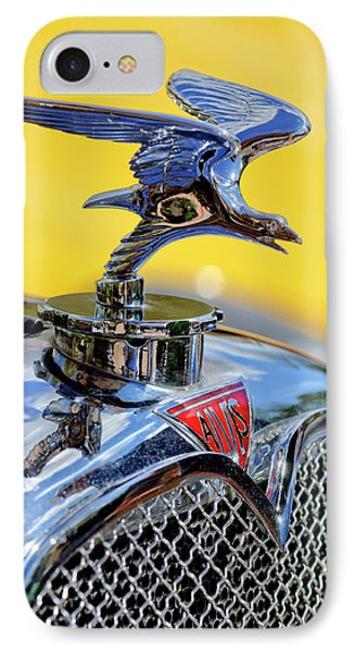 1932 Alvis Hood Ornament Phone Case by Jill Reger