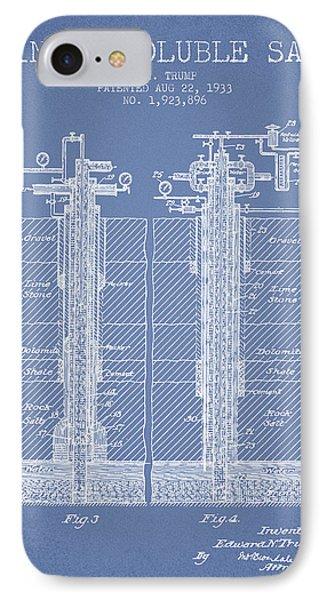 1933 Mining Soluble Salt Patent En40_lb IPhone Case by Aged Pixel