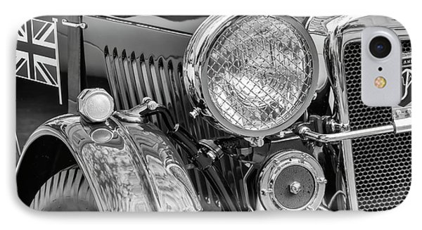 IPhone Case featuring the photograph 1934 Mg Pa Roadster by Dennis Hedberg