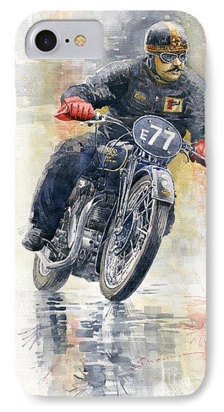 1934 Rudge Ulster Grand Prix Model  IPhone Case