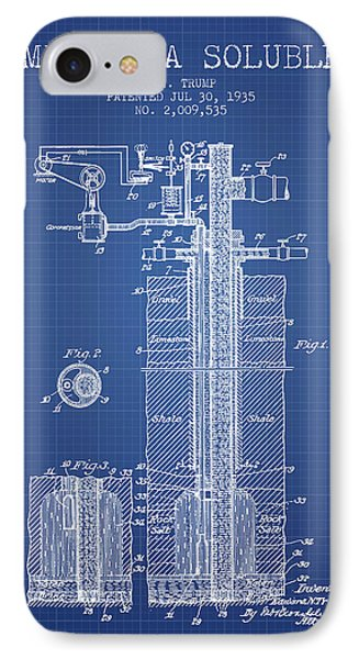 1935 Mining A Soluble Patent En39_bp IPhone Case by Aged Pixel