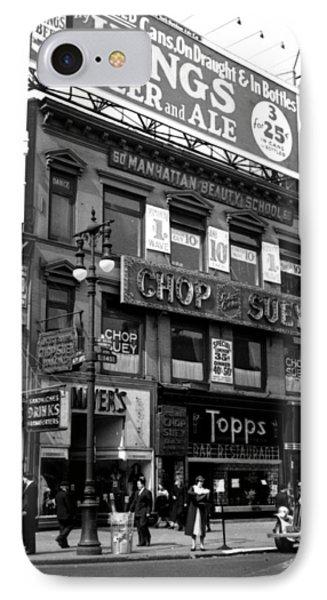1935 Union Square Shops New York City IPhone Case