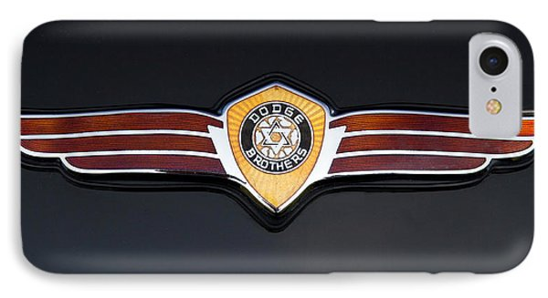 1937 Dodge Brothers Emblem IPhone Case