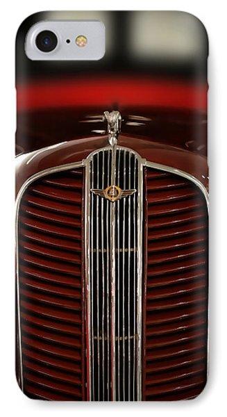1937 Dodge Half-ton Panel Delivery Truck Phone Case by Gordon Dean II