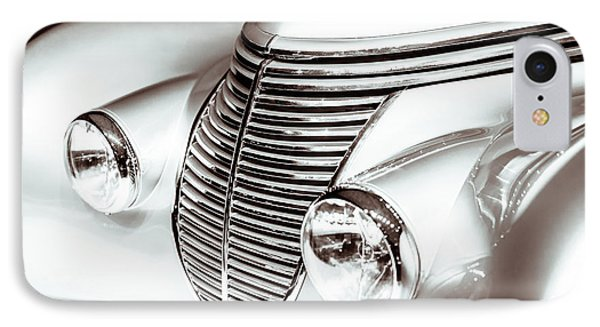 1938 Hispano-suiza H6b Xenia Front IPhone Case by Wade Brooks