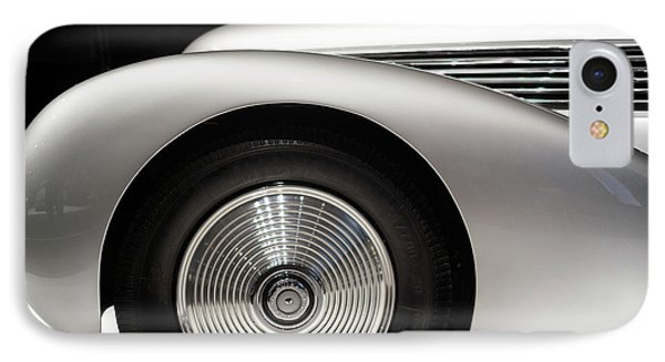 1938 Hispano-suiza H6b Xenia IPhone Case by Wade Brooks
