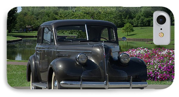 IPhone Case featuring the photograph 1939 Buick  by Tim McCullough