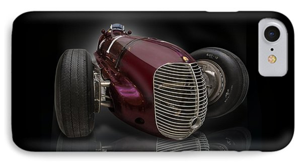 1939 Maserati 8ctf Indy Racer IPhone Case by Gary Warnimont