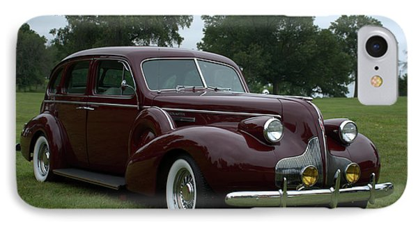 IPhone Case featuring the photograph 1939 Buick Roadmaster Formal Sedan by Tim McCullough