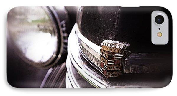 1940s Caddie Retro Feel IPhone Case by John S