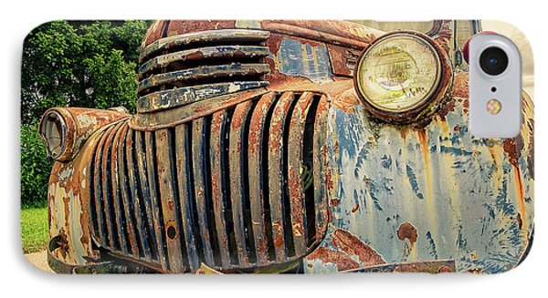 1946 Chevy Work Truck IPhone Case by Jon Woodhams